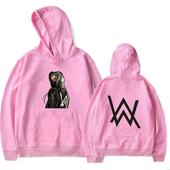Alan Walker On My Way Hoodie Sweatshirt Cotton