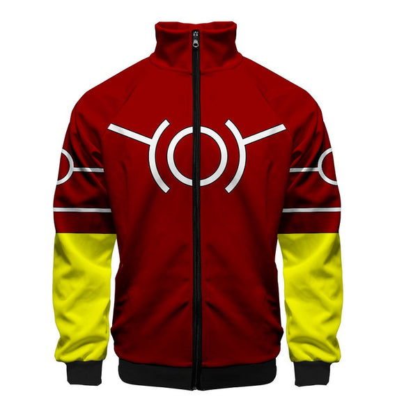 My Hero Academia Zip Jacket All Might Jacket