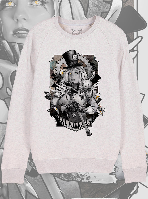 HANI SWEAT-SHIRT SAKURA X WONDERLAND