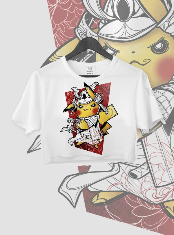CROP TOP PIKA BUSHI