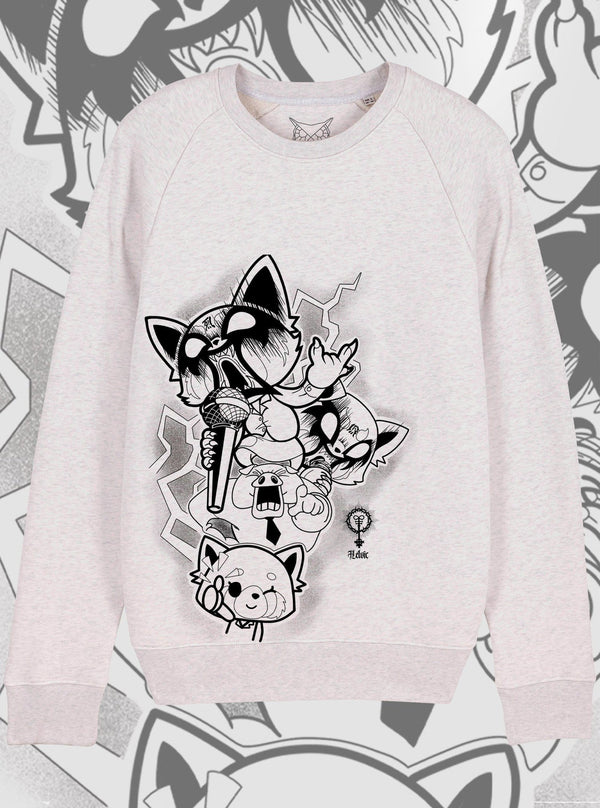 HANI SWEAT-SHIRT AGGRETSUKO