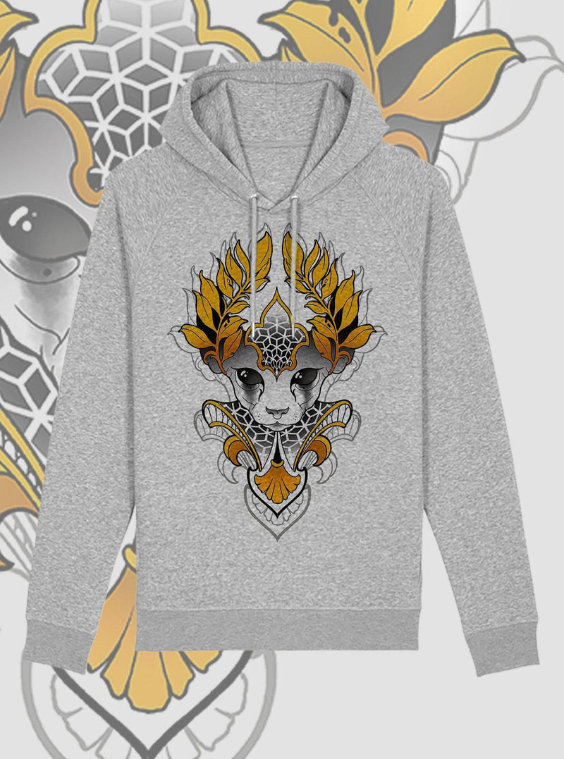 HOODIE EGYPTIAN CAT