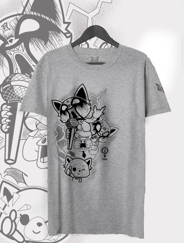 T-SHIRT AGGRETSUKO
