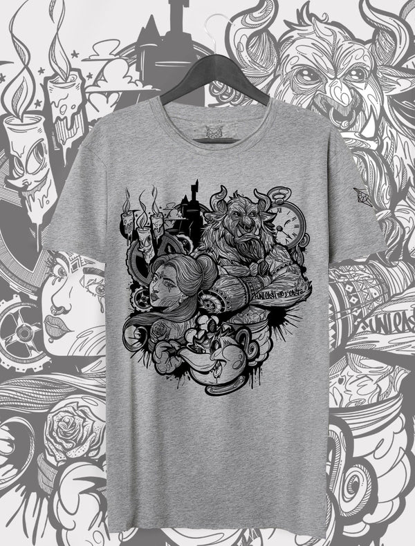 T-SHIRT BEAUTY & THE BEAST