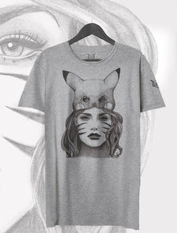T-SHIRT PIKA IS NOT DEAD