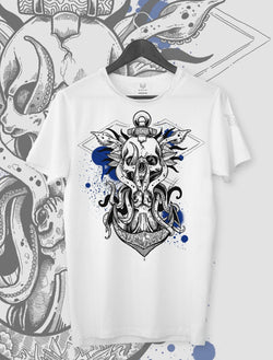 T-SHIRT ROYAL BLUM