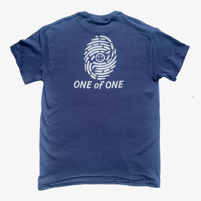 ONE of ONE -Navy-