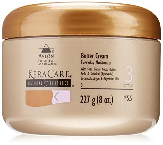 Keracare Natural Texture Butter Cream