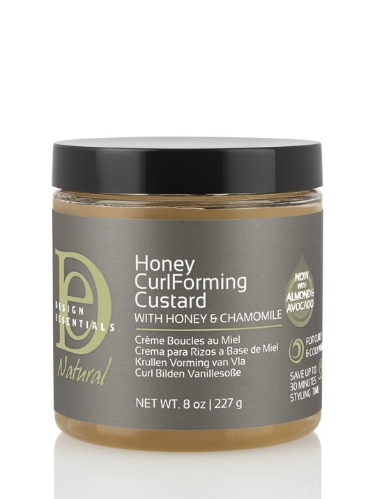Design Essentials Natural Honey Curl Forming Custard