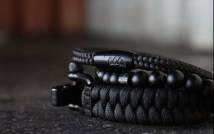 Paracord, Rope, Stones, Giftset, Bad-Ass Bracelets
