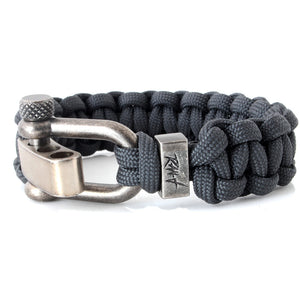 Ran-D | Anthracite Paracord