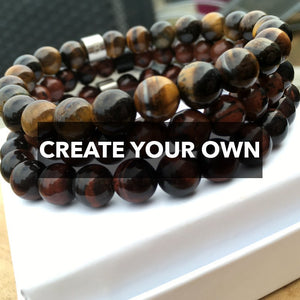 Stel je eigen paracord armband samen. Create your own design.