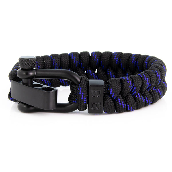 Steel & Cord | Viper Thin Blue Line