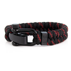 Steel & Cord | Essential Thin Red Line