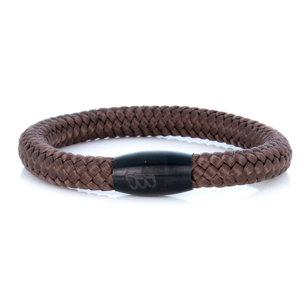Steel & Rope | Fisherman Dark Brown