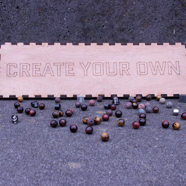 Create Your Own - Stones - Bad-Ass Bracelets
