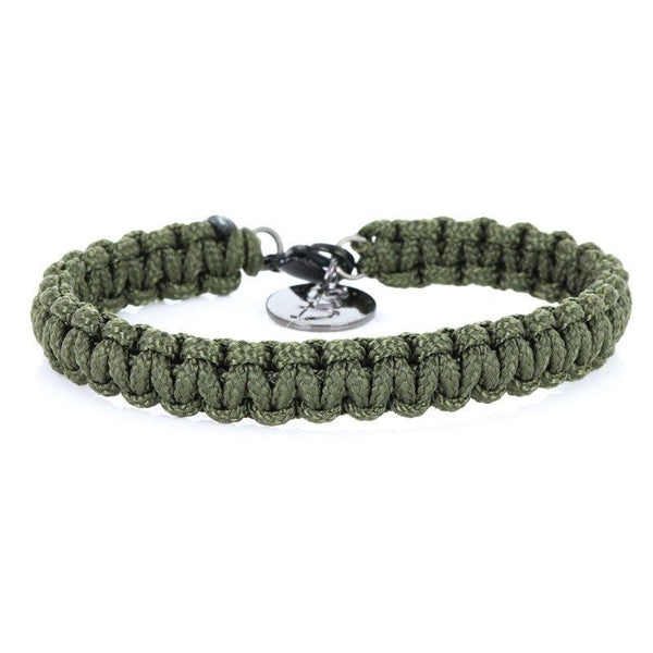 Mini Cord | Traditional Army Green - Bad-Ass Bracelets