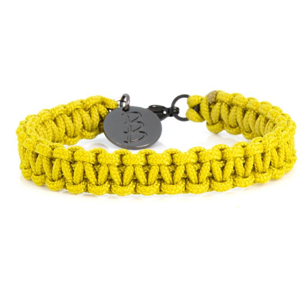 Mini Cord | Traditional Mustard - Bad-Ass Bracelets