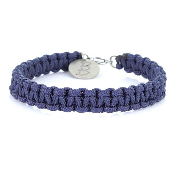 Mini Cord | Traditional Navy - Bad-Ass Bracelets