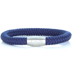 Steel & Rope | Fisherman Blue - Bad-Ass Bracelets