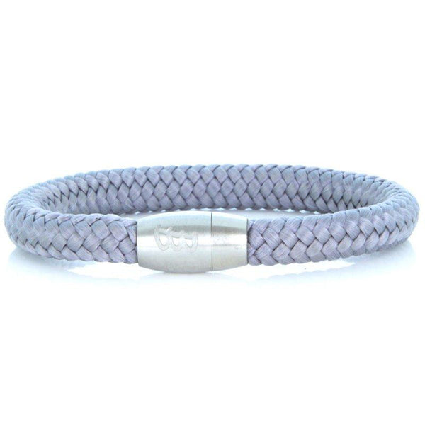 Steel & Rope | Fisherman Grey - Bad-Ass Bracelets