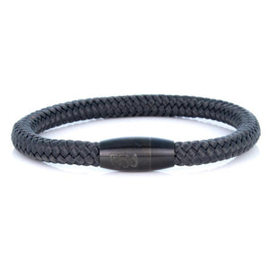 Steel & Rope | Sailor Anthracite - Bad-Ass Bracelets