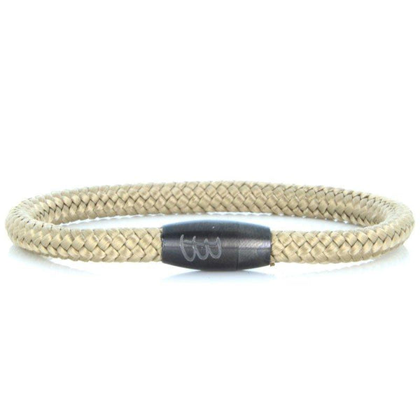 Steel & Rope | Sailor Sand - Bad-Ass Bracelets