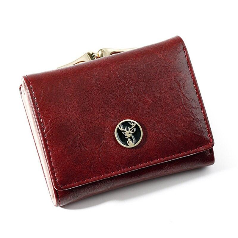 Women's Wallet Short Women Coin Purse Fashion Wallets Card Holder Small Ladies Wallet - Shop@Peterpan Store