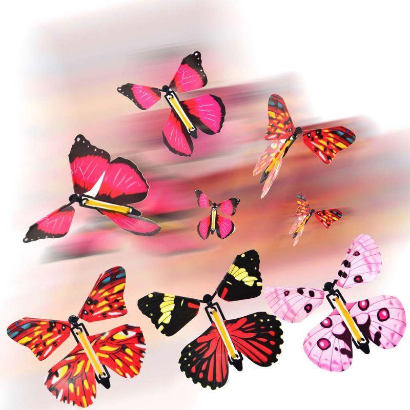 The Magic Surprise Butterflies in the Book Fairy Rubber Band - Shop@Peterpan Store
