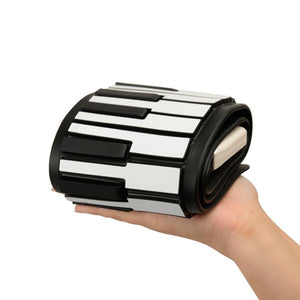 Hand Roll Portable Electric Piano Digital Keyboard 49 Key for Children - Shop@Peterpan Store