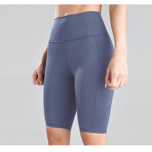 Sports Leggings Gym Shorts For Women Yoga Cycling Running Fitness High Waist Push - Shop@Peterpan Store