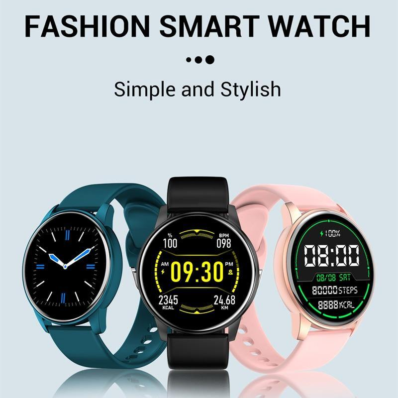 Women Smart Watch Real-time Weather Forecast Activity Tracker Heart Rate Monitor - Shop@Peterpan Store