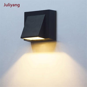 Modern Wall light simple creative Wall lamp LED for Outdoor Garden Living Room - Shop@Peterpan Store