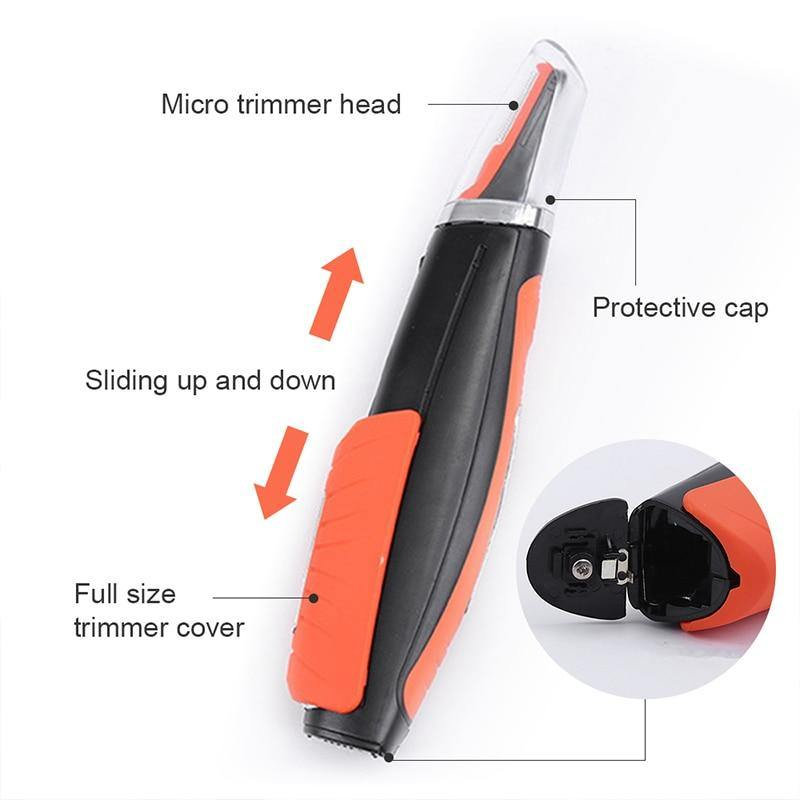 Multifunctional hair trimmer Removal Clipper Shaver - Shop@Peterpan Store