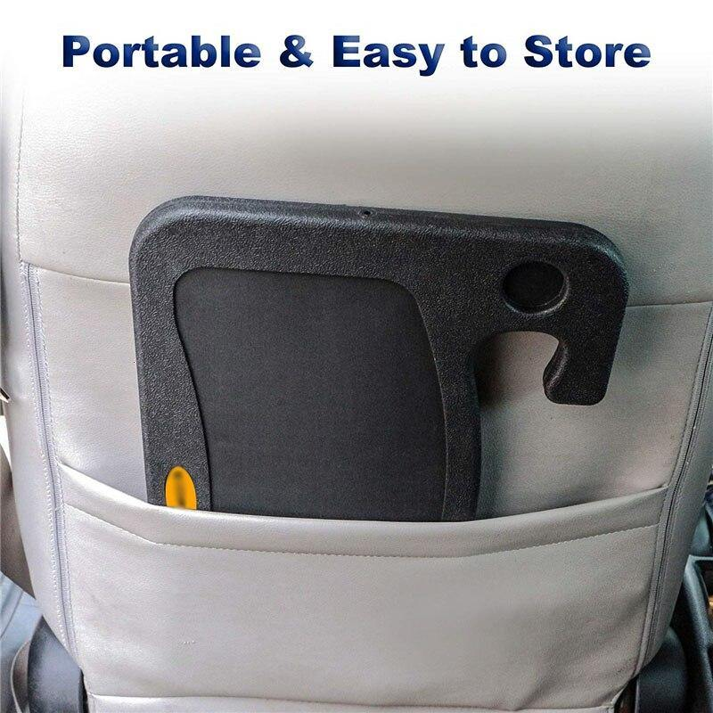 Car Steering Wheel Tray Coffee Holder Universal Portable - Shop@Peterpan Store