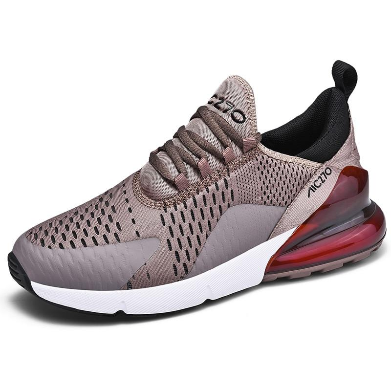 Running Shoes 2020 Men's Air Cushion Sneakers Soft Comfortable Jogging Shoes Outdoor - Shop@Peterpan Store