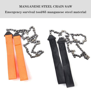 Pocket Chain Saw Emergency Survival Chainsaw with Bag - Shop@Peterpan Store