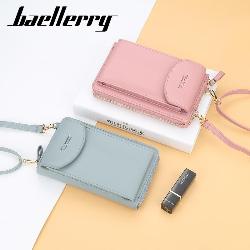 Women Wallet Brand Cell Phone Wallet Big Card Holders Wallet Handbag Purse Clutch - Shop@Peterpan Store