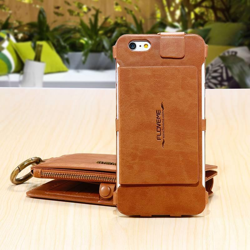 Leather Wallet Phone Case For iphone 12 11 Shell Cover bag