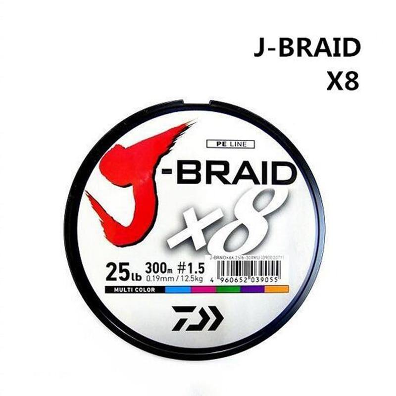 Braided Fishing Line - Length:300m/330yds, Diameter:0.2mm-0.42mm,size:30-100lb Japan PE - Shop@Peterpan Store