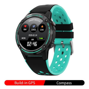 Smart Watch Smartwatch Women Men 2020 with Compass Barometer Outdoor Sport Fitness - Shop@Peterpan Store