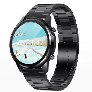 Smart Watch 360*360 Higher Resolution Full Touch Screen Heart Rate Monitor Waterproof - Shop@Peterpan Store