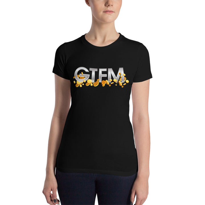 Women's GTEM gold T-Shirt