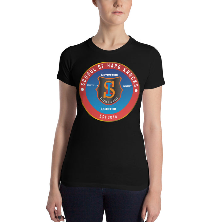 Women's School of T-Shirt