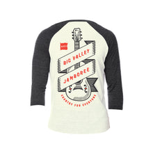 Load image into Gallery viewer, Guitar Baseball Tee