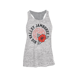 Ladies Wild Rose Racerback Tank