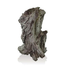 Indlæs billede til gallerivisning biOrb AIR Rockwood ornament. TRUNK i grå. Dimension: (LxBxH i mm) 192x110x245. 46162