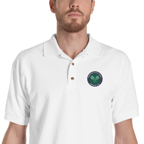 The MLC Tennis Polo