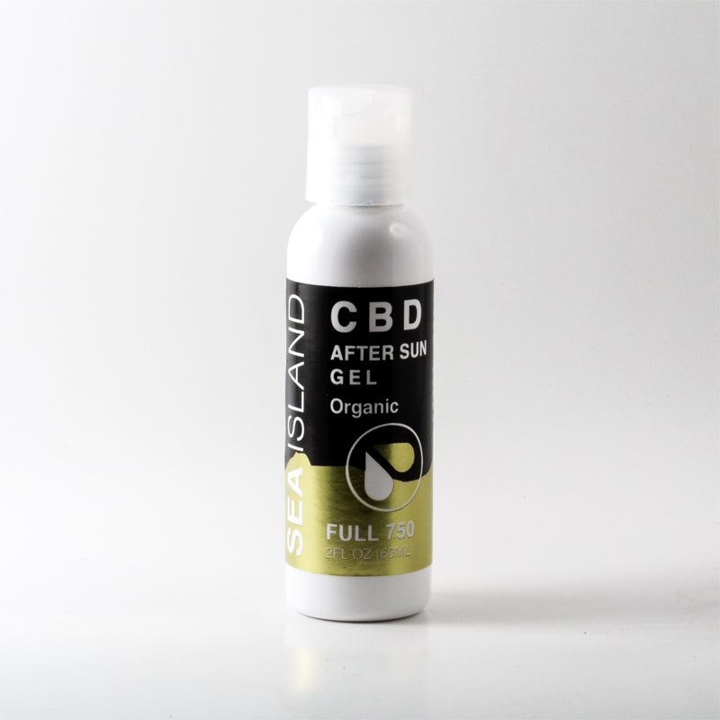 CBD HEMP PAIN GEL 750mg
