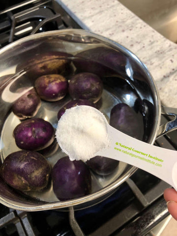 vegan-purple-potato-smash-salt-water